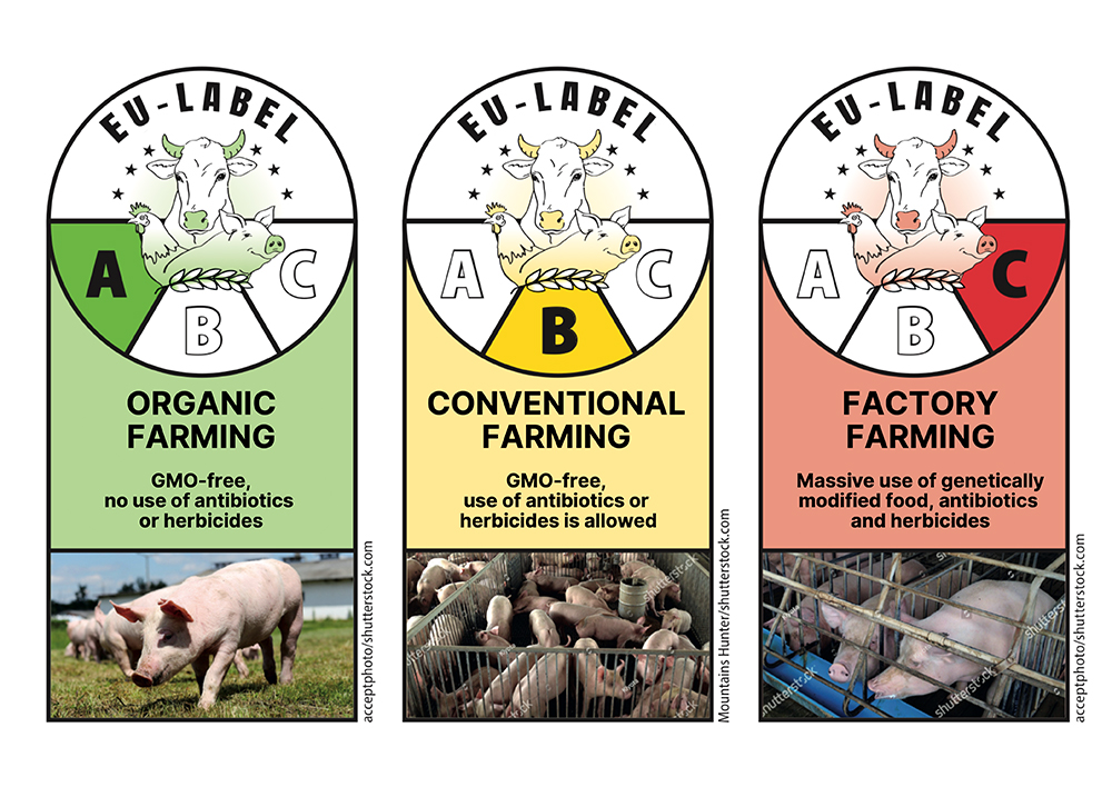 EU label - animal welfare