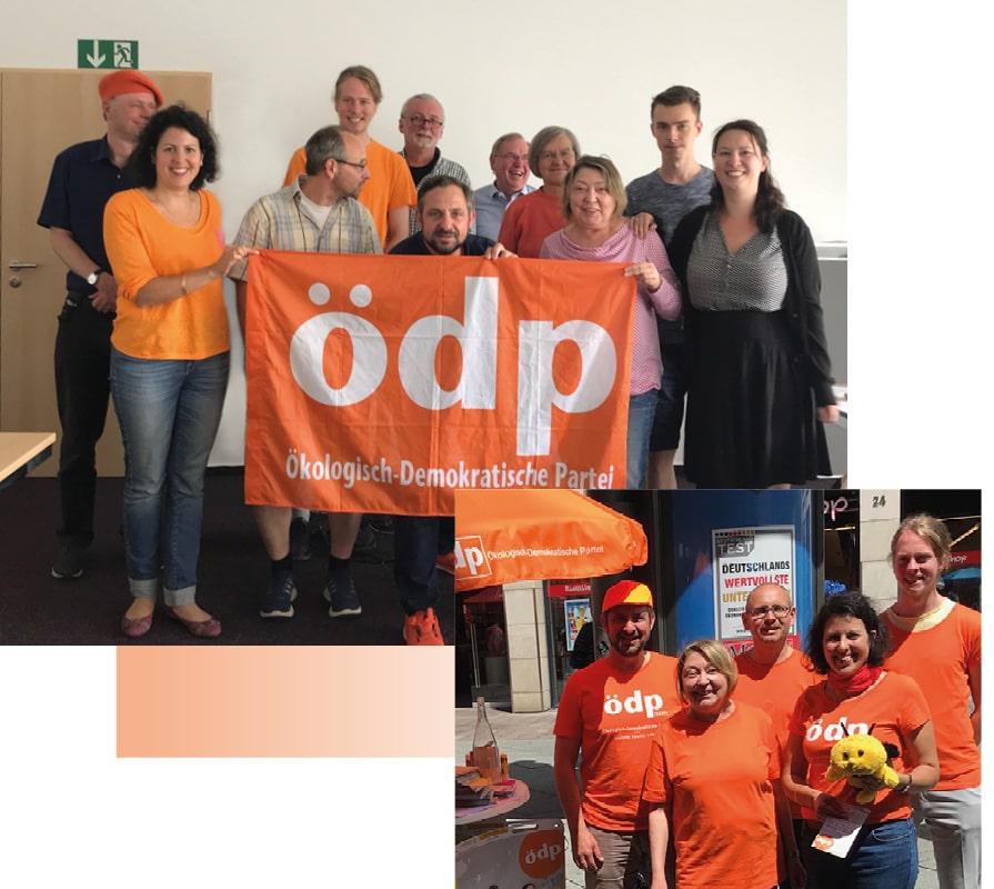 ÖDP Saarland Team
